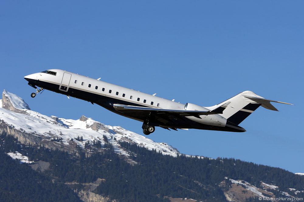 VP-BOW BD700 International Jet Club @ Sion Switzerland 5Feb11