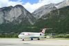 Innsbruck Airport.