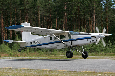 D-FIPS PC-6/B2-H4 #874 Kias Airlines @ Voss Norway 13Jul07