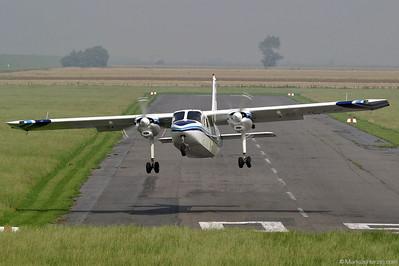D-ILFB BN-2B LFH @ Harle Germany 23Jul04