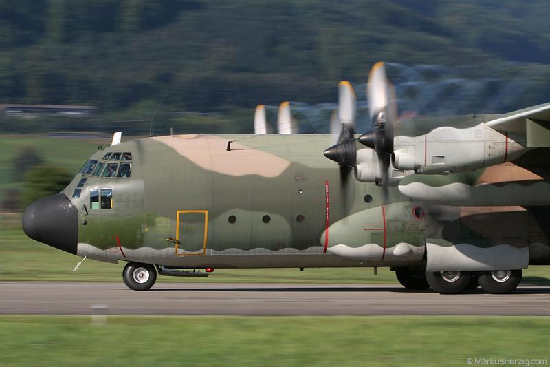 16805 C-130H Portuguese Air Force @ Bern Switzerland 5Sep07
