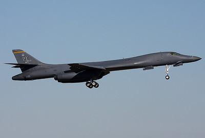 USA - Air Force Rockwell B-1B Lancer Abilene - Dyess AFB (DYS / KDYS) USA - Texas, November 4, 2009   Reg: 85-0072 Code: DY Cn: 32