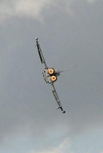 Typhoon F2  (RAF) - Airshow Fairford 2007