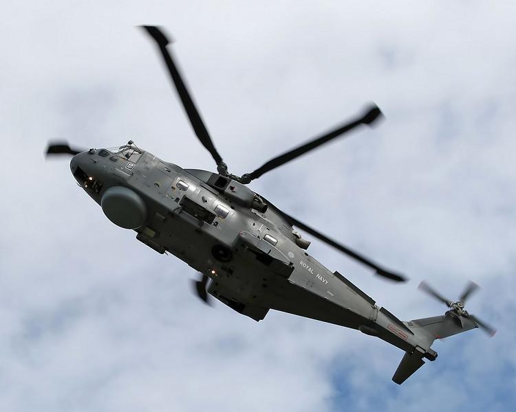 Airshow Fairford 2009 - Merlin HM1 (Royal Naval Air Squadron) Merlin HM1 (Royal Naval Air Squadron)