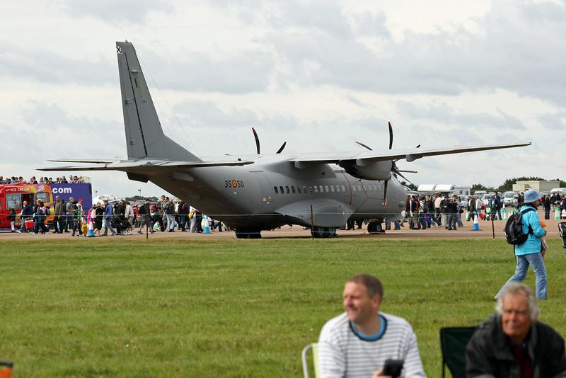 Airshow Fairford 2009 - C-27J Spartan