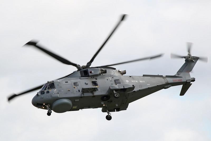 Airshow Fairford 2009 - Merlin HM1 (Royal Naval Air Squadron)