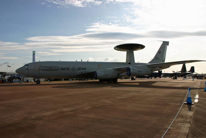 Airshow Fairford 2009 - Boeing A-3A AWACS