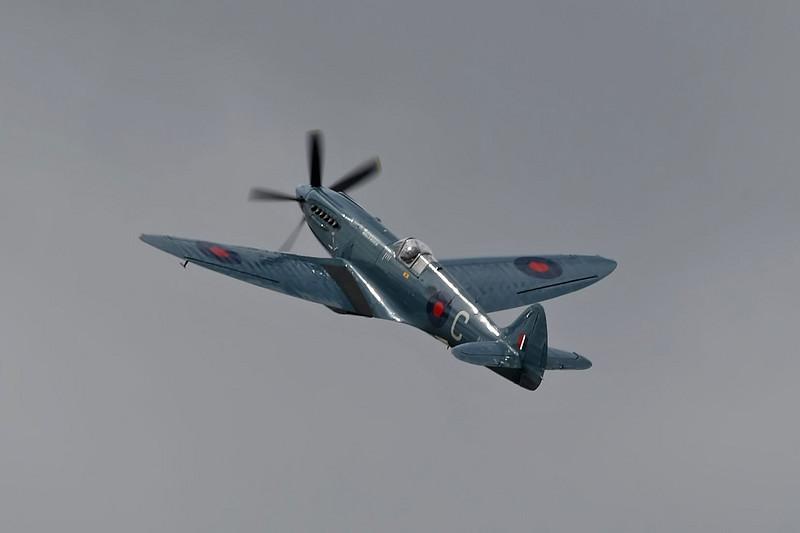 Airshow Fairford 2009 - Supermarine Spitfire