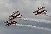 Airshow Fairford 2009 - Team Guinot - Boeing Stearman A75N