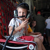 Jack Butler, 5, of Broomfield, sits in a seat of a Colorado National Guard C-130 during Saturday's Colorado Sport International Airshow at Rocky Mountain Metropolitan Airport.<br /> August 28, 2010<br /> staff photo/David R. Jennings