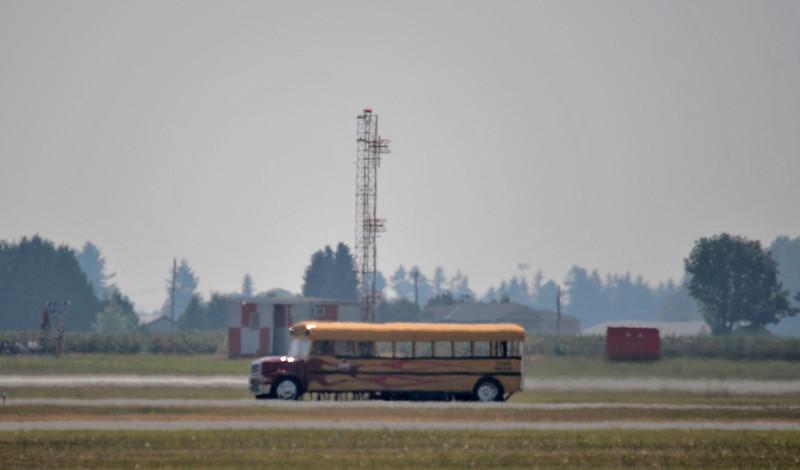 A school bus ?