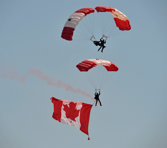 Canadian Forces SkyHawks
