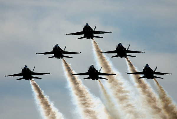 Fort Worth Alliance Air Show, USA, Texas, October 2009