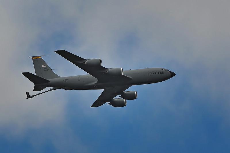 USAF KC-135, 2010 Nova Scotia Int'l Airshow