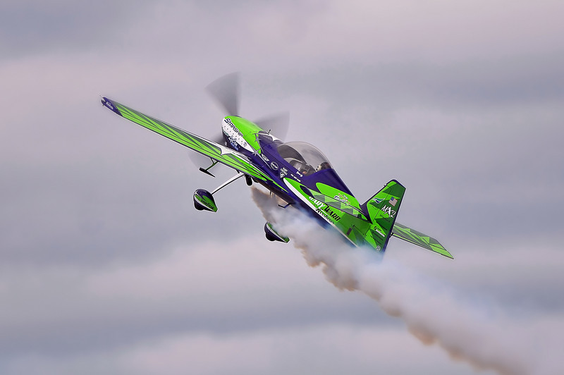 MX2 piloted by Gary Ward, Nova Scotia Int'l Airshow 2010.
