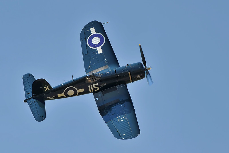 Gray Ghost One; The fantastic Goodyear FG-1D Corsair
