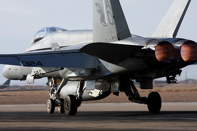 F-18 Hornet 163775 of VFA-106