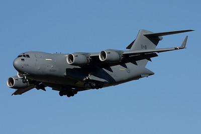 177704 C-17 Canada Air Force, NAS El Centro, November 17th, 2009.