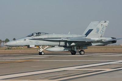 F-18 Hornet 163745 of VFA-106