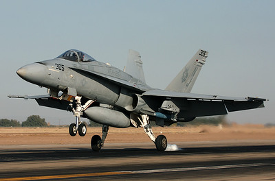 Naval Air Station (NAS) El Centro, California, USA, Fencecheck Photocall November 2009, that's the way we like it!