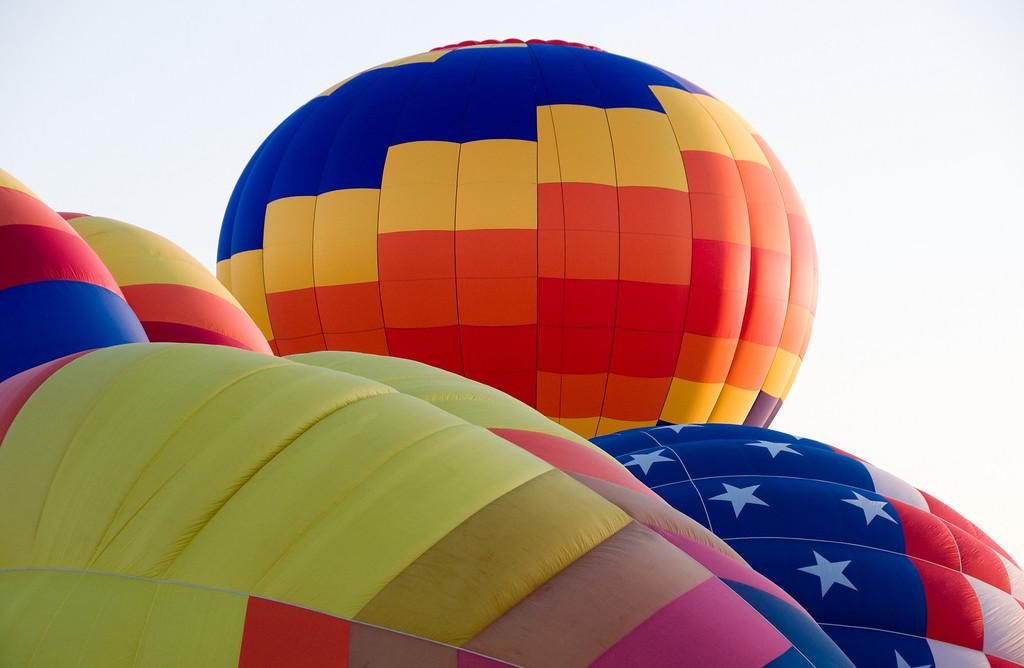 Sun-n-Fun 2009 Balloon Launch