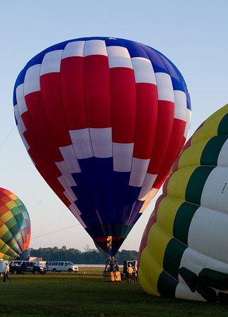 Sun-n-Fun 2009 Balloon Launch