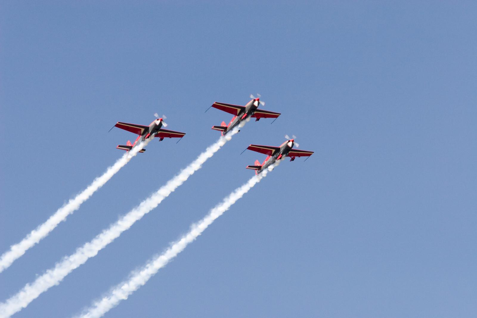 Royal Jordanian Falcons. Extra 300. Royal Jordanian Air Force.