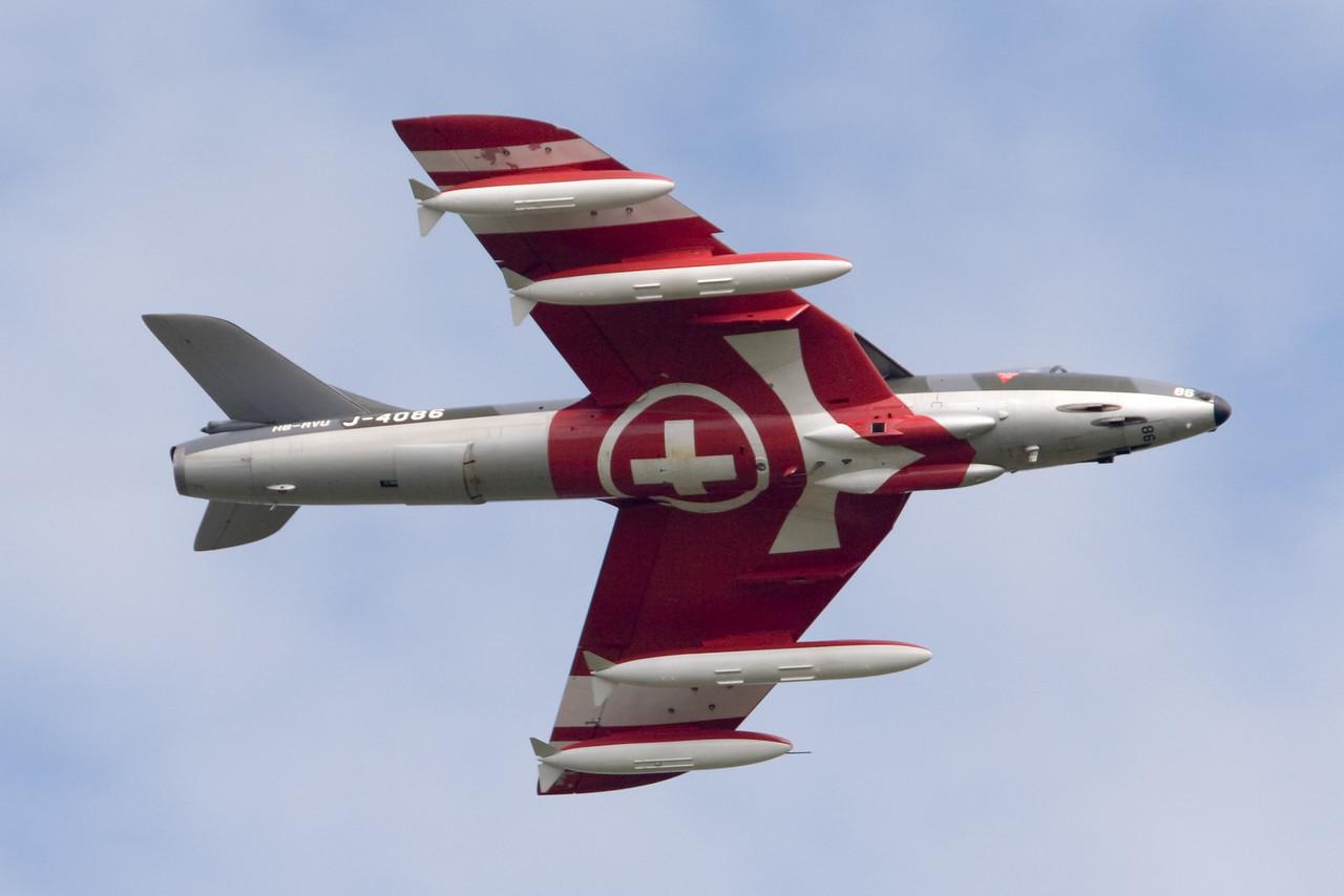 Hunter Flying Group. Hunter Mk 68. J-4086.
