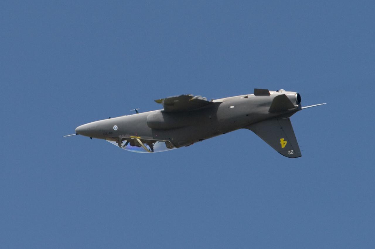 Midnight Hawks. Finnish Air Force.