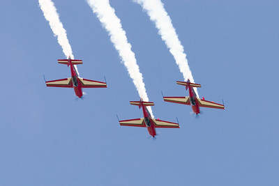 Royal Jordanian Falcons. Extra 300. Royal Jordanian Air Force.