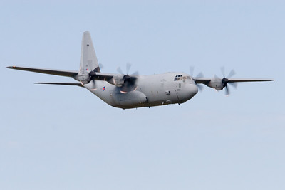 C-130 Hercules. Royal Air Force. 889.