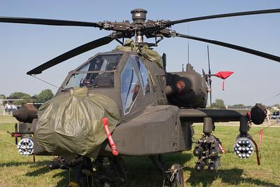 Apache AH-64D. Royal Netherlands Air Force.