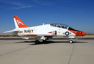 USA - Navy Boeing T-45C Goshawk El Centro - NAF (NJK / KNJK) USA - California, November 20, 2014 Reg: 165467 Code: A-124 Cn: C024