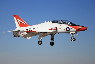 USA - Navy Boeing T-45C Goshawk El Centro - NAF (NJK / KNJK) USA - California, November 20, 2014 Reg: 165473 Code: A-130 Cn: Can you get any closer to the action? Fencecheck photocall 2014.