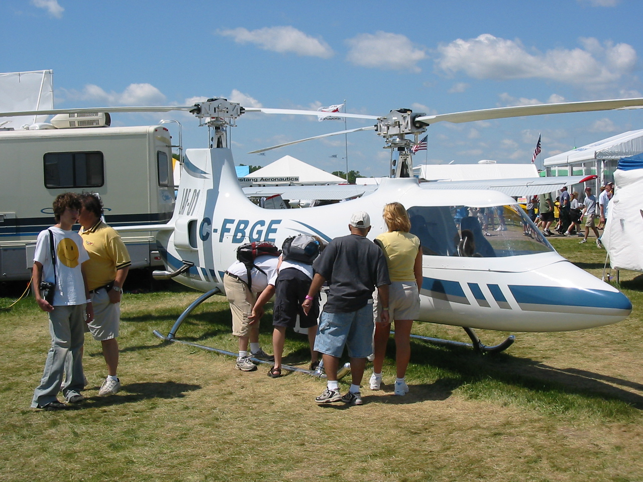 Want to build a helicopter in your garage?