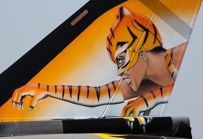 NATO Tiger Meet 2009, Kleine Brogel, Belgium