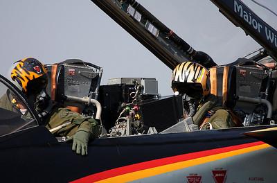 German Tiger Tornado crew.