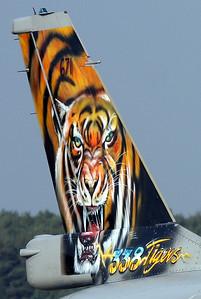 Very nice Norwegian Tiger tail.
