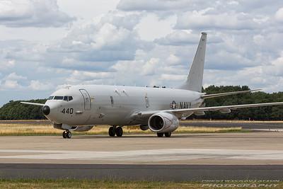 168440. Boeing P-8A Poseidon. US Navy. Geilenkirchen. 300617.