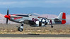 414292. North American P-51D Mustang. Private. Lancaster Fox Field. 250318.