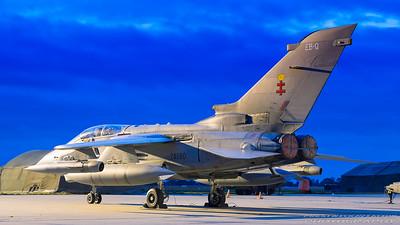 ZA560. Panavia Tornado GR4. RAF. RAF Coningsby. 211017.