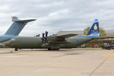ZH866. Lockheed Martin C-130J Hercules C4. RAF. Coningsby. 211017.
