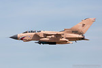 ZG750. Panavia Tornado GR.4. RAF. Fairford. 170717.