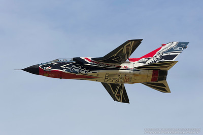 MM7015 / RS-01. Panavia Tornado IDS. Italian Air Force. Fairford. 170717.