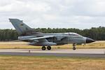 46+11. Panavia Tornado IDS. German Air Force. Geilenkirchen. 300617.