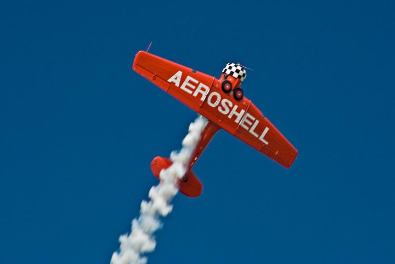 Aeroshell Aerobatic Team.