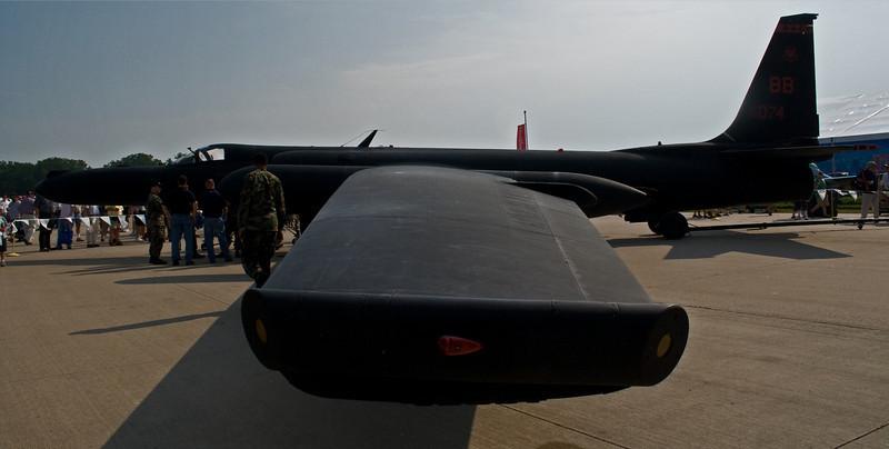 U-2 Spyplane.