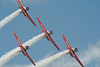 Aeroshell Aerobatic Team.