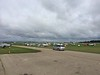 The General Aviation camping is in the North 40. Lots of Mooney, Cessnas, Pipers and Beechcraft. The weather got a lot of people leaving early. This was packed earlier in the week and they were turning airplanes away.