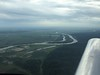 Missouri River and into Missouri for gas.